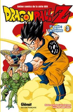Dragon Ball Z - 1re partie - Tome 03