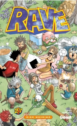 Rave - Tome 27