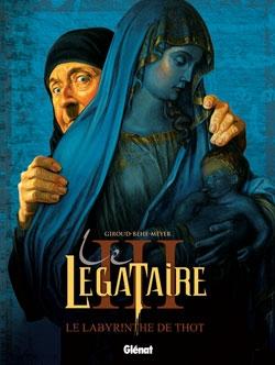 Le Légataire - Tome 03