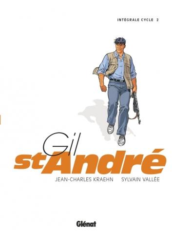 Gil Saint-André - Intégrale - Cycle 2 - Tomes 06 à 08