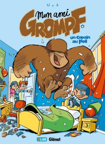 Mon Ami Grompf - Tome 04