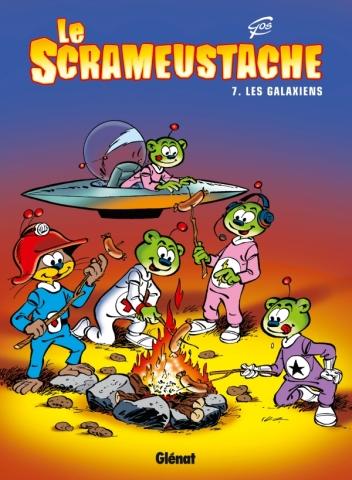 Le Scrameustache - Tome 07