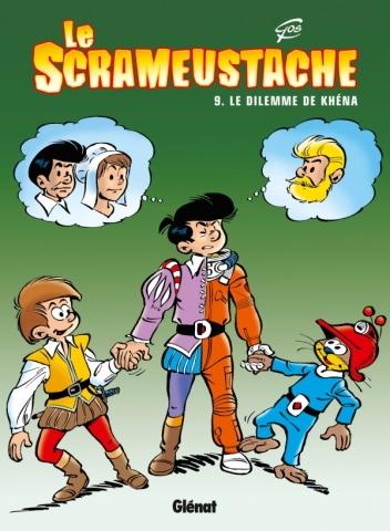 Le Scrameustache - Tome 09