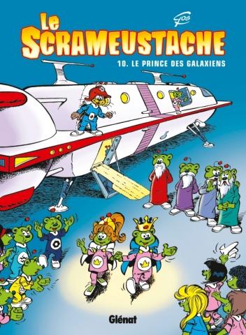 Le Scrameustache - Tome 10