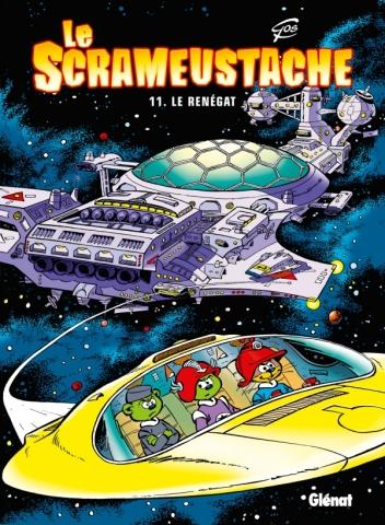 Le Scrameustache - Tome 11