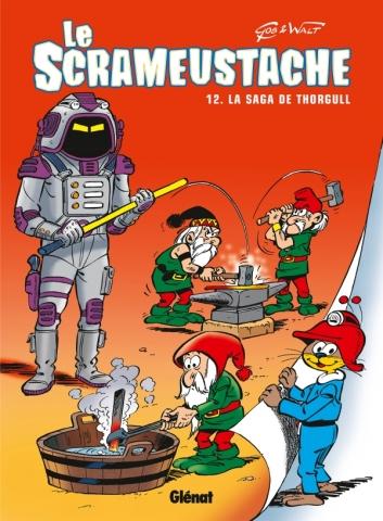 Le Scrameustache - Tome 12