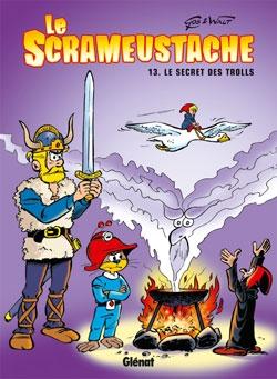 Le Scrameustache - Tome 13