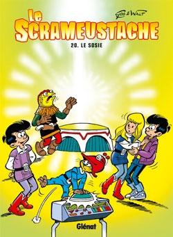 Le Scrameustache - Tome 20