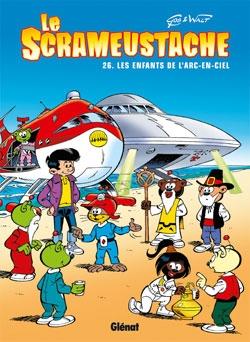 Le Scrameustache - Tome 26