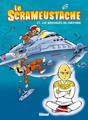 Le Scrameustache - Tome 27