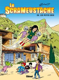 Le Scrameustache - Tome 28