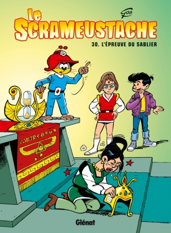 Le Scrameustache - Tome 30