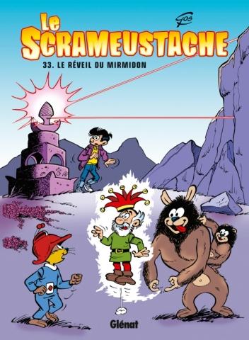 Le Scrameustache - Tome 33