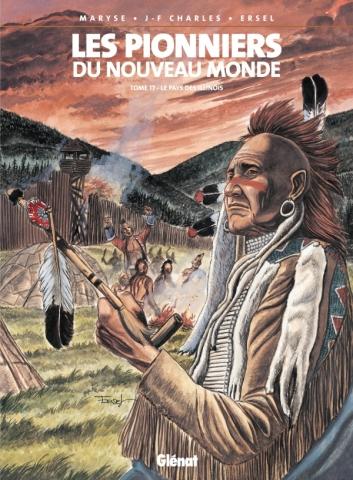 Les Pionniers du nouveau monde - Tome 17