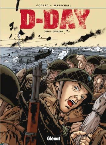 D-Day - Tome 01