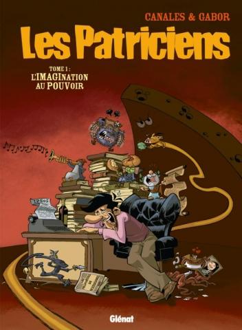 Les patriciens - Tome 01