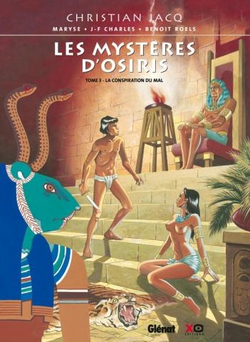 Les Mystères d'Osiris - Tome 03