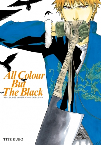 Bleach Illustrations