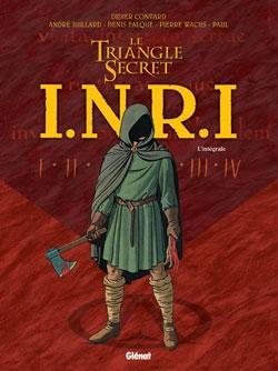 I.N.R.I - Intégrale Tomes 01 à 04