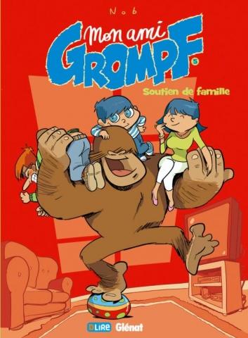 Mon Ami Grompf - Tome 05