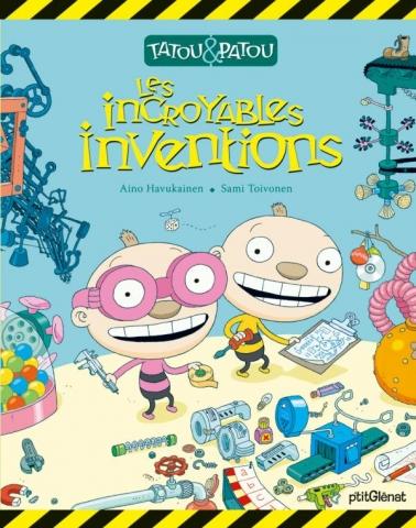 Tatou et Patou - Les incroyables inventions