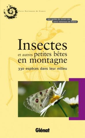 Insectes et autres petites bêtes en montagne