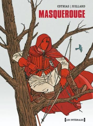 Masquerouge - Intégrale Tomes 01 à 03