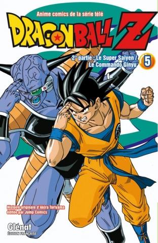 Dragon Ball Z - 2e partie - Tome 05