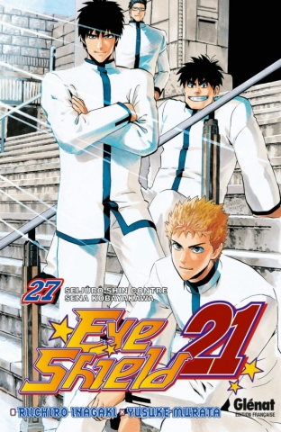 Eye Shield 21 - Tome 27