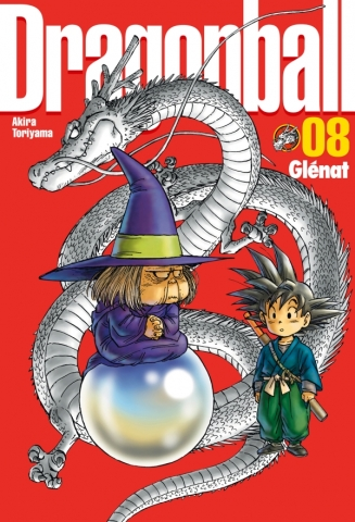 Dragon Ball perfect edition - Tome 08