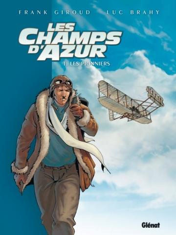 Les Champs d'azur - Tome 01