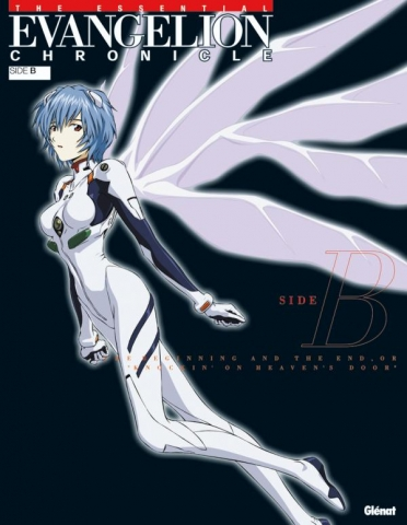 Neon-Genesis Evangelion - Evangelion Chronicle Side B