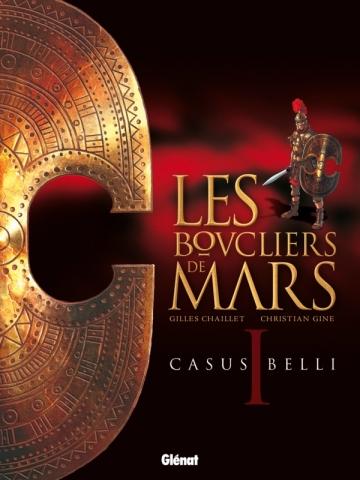 Les Boucliers de Mars - Tome 01