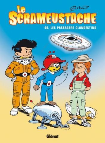 Le Scrameustache - Tome 40