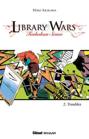 Library Wars - Tome 02