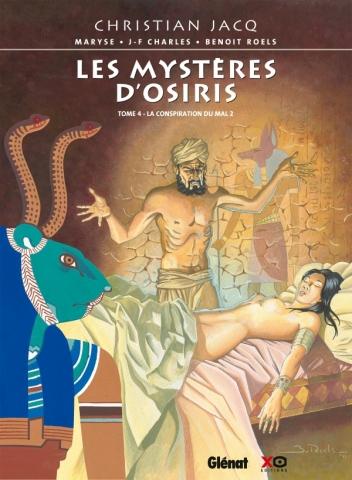 Les Mystères d'Osiris - Tome 04