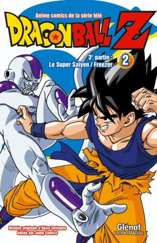 Dragon Ball Z - 3e partie - Tome 02
