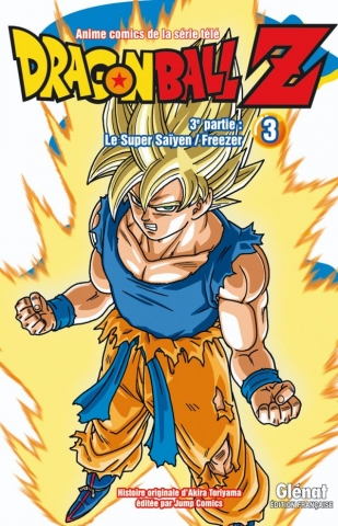 Dragon Ball Z - 3e partie - Tome 03