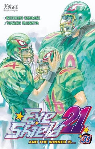 Eye Shield 21 - Tome 31