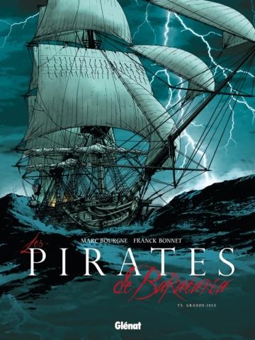 Les Pirates de Barataria - Tome 03