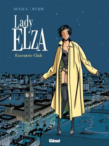 Lady Elza - Tome 01