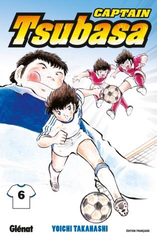 Captain Tsubasa - Tome 06