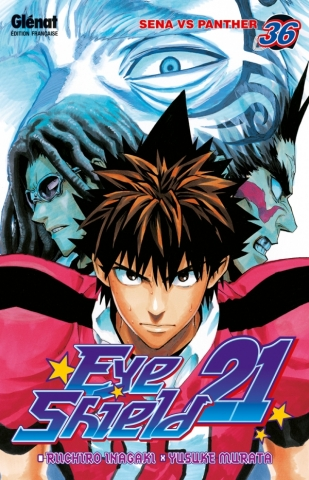 Eye Shield 21 - Tome 36