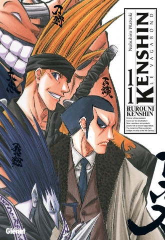 Kenshin Perfect edition - Tome 11