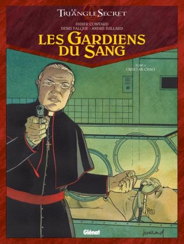 Les Gardiens du Sang - Tome 04