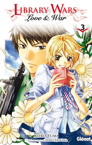 Library wars - Love and War - Tome 03