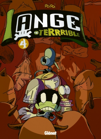Ange le terrrible - Tome 04