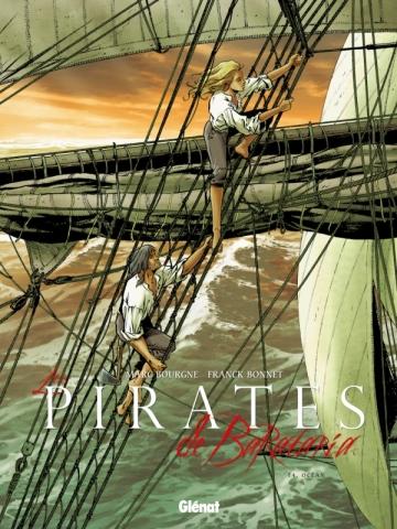 Les Pirates de Barataria - Tome 04