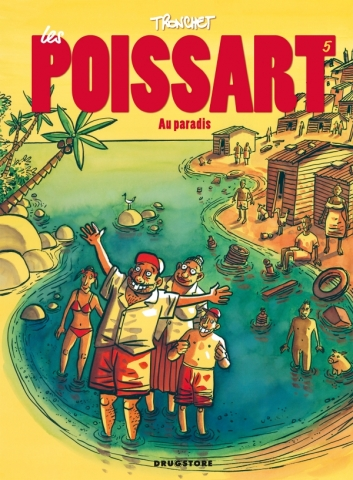 Les Poissart - Tome 05