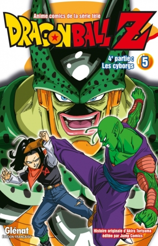 Dragon Ball Z - 4e partie - Tome 05